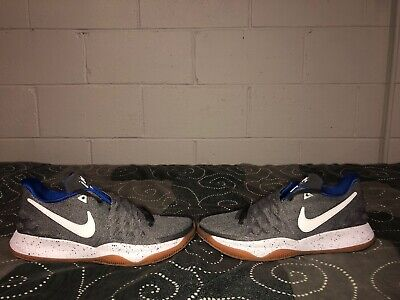 46e1f74f447 Nike Kyrie 1 Low Uncle Drew Mens Basketball Shoes Size 12.5 Gray Blue White