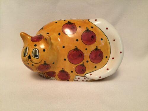 Ganz Tomato Tom Cat Bank