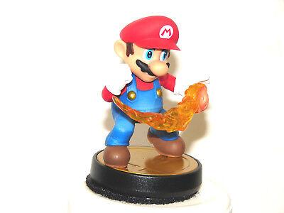Nintendo Amiibo Figures Super Smash Bros  Mario Wii U Switch 3Ds     Free Ship