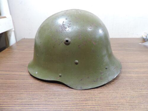 WW2 Bulgarian Combat Helmet Military