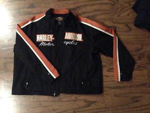 Manteau Harley