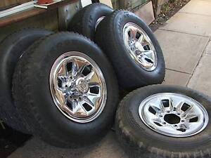 5x16'' HILUX RIMS AND TYRES Belconnen Belconnen Area Preview