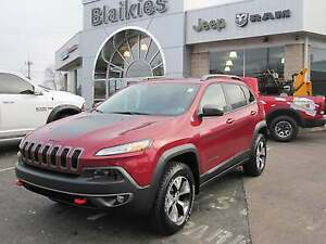 2017 Jeep Cherokee Trailhawk