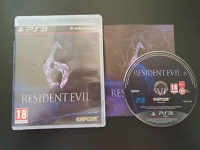 PS3 : resident evil 6