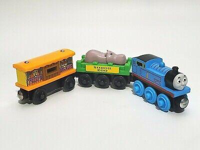Thomas the Train Wooden Railway Sodor Zoo Hippo
