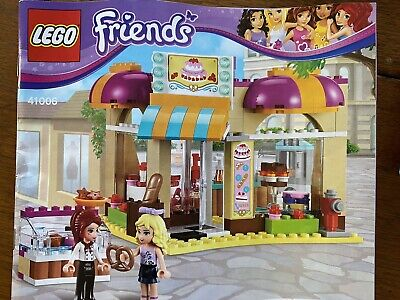 LEGO Friends Downtown Bakery (41006) Ages 6-12 with 253 Pieces Mia and Danielle