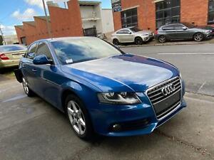 Wrecking 2008 Audi A4 B8 / 8K 2.0 CDN in Blue Colour  West Footscray Maribyrnong Area Preview