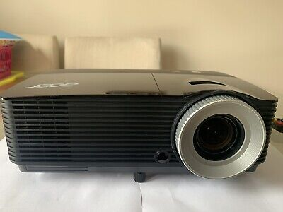 Acer X152H Full HD Home Cinema 3D Projector, 3000 Lumens