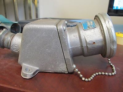 Crouse-hinds Arktite Plug Ar357 30a 600v 5w 5p Used