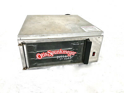Otis Spunkmeyer Convection Oven Cookie Oven Model Os-1 W 2 Trays Tested