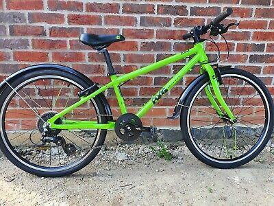 Frog bike 62 green Children's Bike