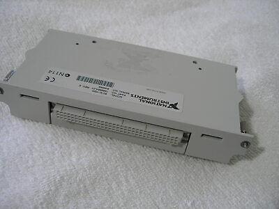 National Instruments Scxi-1320 Module - Temp. Sensor Terminal Breakout Box