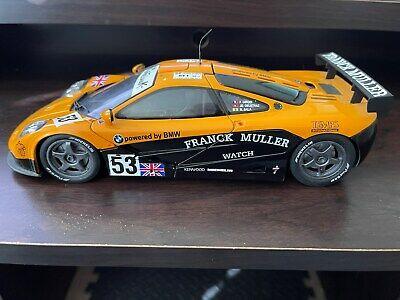 UT ModelsMcLaren F1 GTR#53 Frank Muller1/18 scale diecast