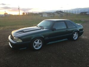 91 Ford Mustang gt