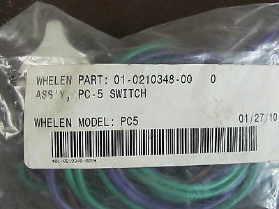Whelen Switch 3 Position Hilowoff Switch Pc5s Pc5