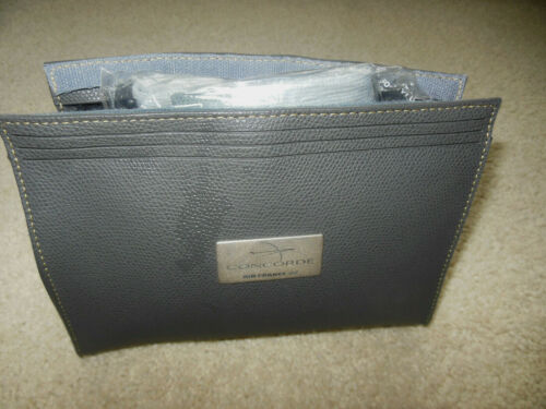 Concorde Air France Passenger Amenity Bag with 9 Irems Unopened