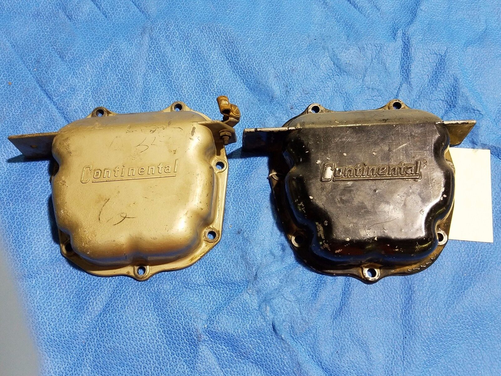 Continental Rocker Covers Set of 2 P/N 532450 (0716-51)