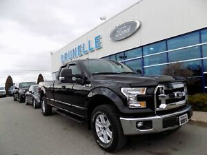 Ford F-150 2016 XLT boîte 8 pieds payload package