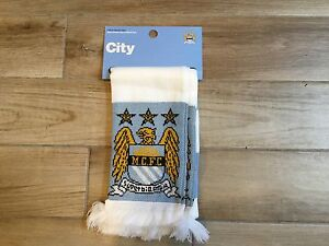 Manchester City Official Bar Scarf