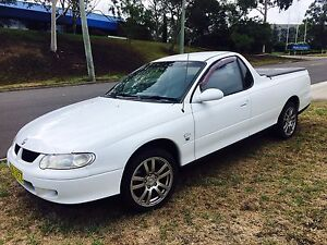 Holden Commodore VU Ute 2001 Ute 5 Speed Manual Kellyville The Hills District Preview