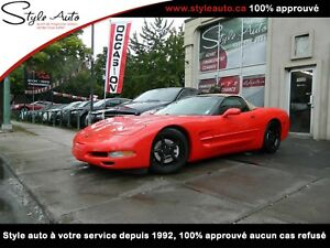 2002 Chevrolet Corvette CONVERTIBLE V8 5.7L