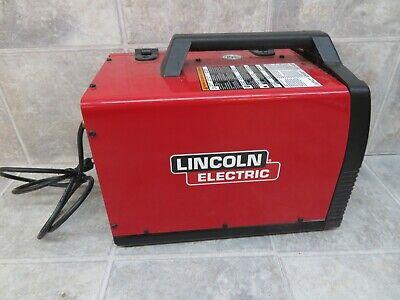 Lincoln Electric 140 Hd Weld-pak Migflux-cored Wire Feed Welder