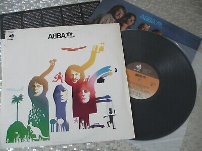 "ABBA ‎– ""The Album"" Japanese Audiophile LP    Discomate ‎– DSP-5105"
