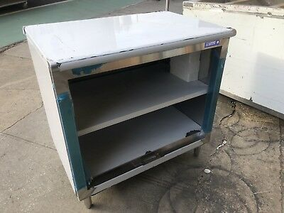 Stainless Steel 24x36 Storage Dish Cabinet Nsf Approved