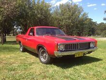 VJ VALIANT DODGE UTE 1973 Mittagong Bowral Area Preview