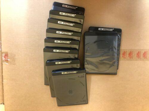 12mm Double Disc Case-4K Ultra HD- 50 cases