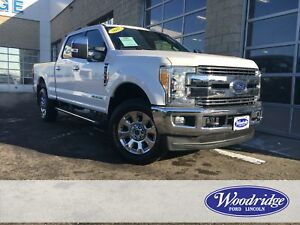 2017 Ford F-350 Lariat 6.7L DIESEL, NAVIGATION, SUNROOF, LEAT...