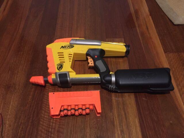 Nerf N-Strike Magstrike AS-10 Hardly used nerf gun | Toys - Indoor |  Gumtree Australia Monash Area - Mount Waverley | 1180169739