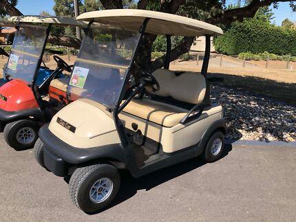 Club Car Golft Cart - Precedent - 2012 - 48v Electric - 2 Seater