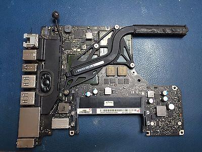 """Macbook pro 13"""" Mid 2010 Logic Board 2.4 Ghz 820-2879 661-5559  $30 4 old board."""