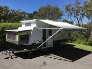 Jayco Expanda Outback PopTop 17:56-1 2016 Aldgate Adelaide Hills Preview