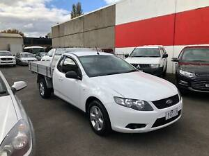 2009 Ford Falcon fg cab chassis Automatic Ute dedicated gas lpg Lilydale Yarra Ranges Preview