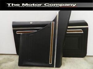 1971 1972 Nova Door Panels Front and Rear Set, Chevy , General Motors, GM J27420