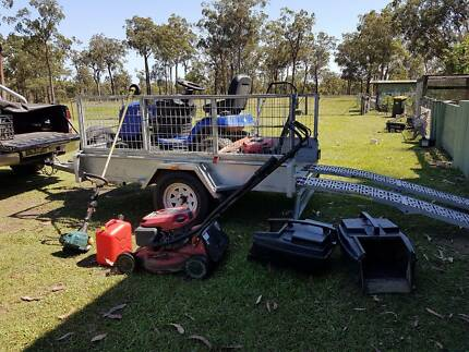Lawn mowing Business for sale- Grafton NSW