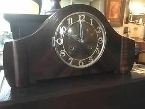 Art Deco Mantle Clock Brunswick Moreland Area Preview