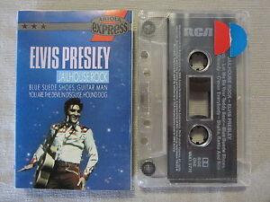 ELVIS-PRESLEY-JAILHOUSE-ROCK-AUSTRALIAN-CASSETTE-TAPE