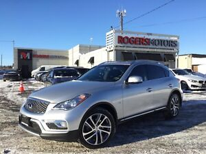 2016 Infiniti QX50 AWD - NAVI - 360 CAMERA - SUNROOF