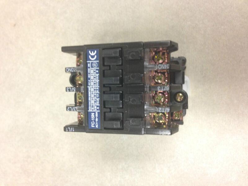FC-15N Matsushita Contactor NIB 200-220V 20A BMFT61542N
