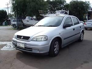2005 Holden Astra Sedan Wellard Kwinana Area Preview