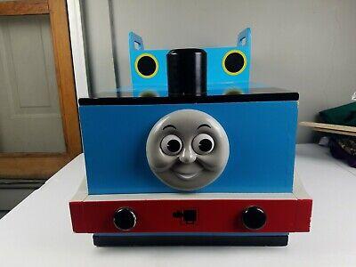 Thomas the Train wooden toy box ()