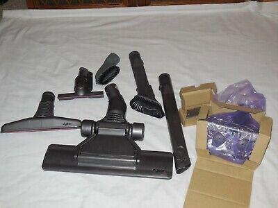 Genuine Dyson Vacuum Attachment Tools Brush Tools Lot