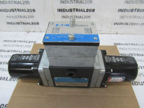 VICKERS / EATON DIRECTIONAL CONTROL VALVE PBDG4S4L-012N-H-51 NEW