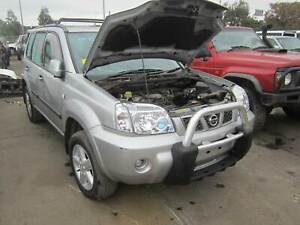 NISSAN X-TRAIL T30 QR25 ENGINE 4X4 SILVER 2006 WRECKING Brooklyn Brimbank Area Preview