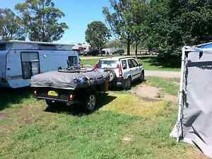 Camper trailer Barnsley Lake Macquarie Area Preview