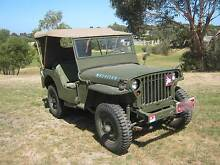 1944 Jeep Other Convertible Somerville Mornington Peninsula Preview