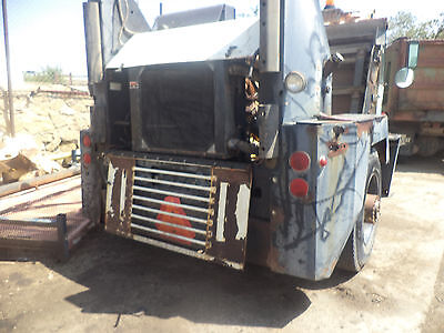 FMC Vanguard V3000 SP Street Sweeper ( FOR  PARTS ANY PART YOU NEED WE CAN QUOTE
